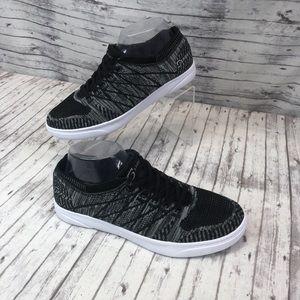 Size 8.5 Sport Memory Foam Slip On Sneakers